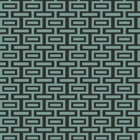Blendworth Intaglio Weave Black-Blue 008