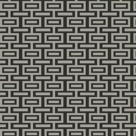 Blendworth Intaglio Weave Black-Grey 009