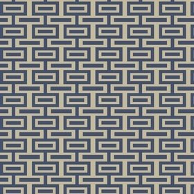 Blendworth Intaglio Weave Blue 005