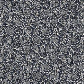 Blendworth Jacobean Mystic Navy JACOBEANMYST