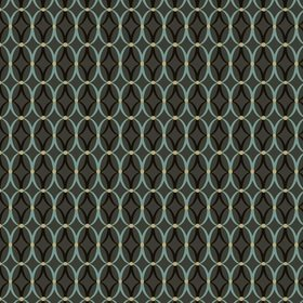 Blendworth Renaissance Weave Black 005
