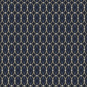 Blendworth Renaissance Weave Blue 004