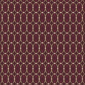 Blendworth Renaissance Weave Red 006