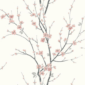 Brian Yates For Wallquest Cherry Blossom CH70001