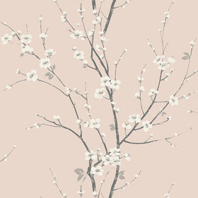 Brian Yates For Wallquest Cherry Blossom CH70011