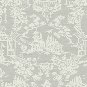 Brian Yates For Wallquest Scenic Damask CH70306