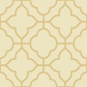 Brian Yates For Wallquest Curve Trellis OA24103