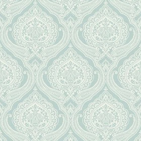 Brian Yates For Wallquest Paisley Damask OA22304