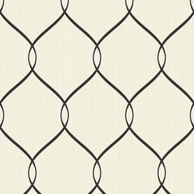 Brian Yates For Wallquest Simple Curve Trellis OA24300
