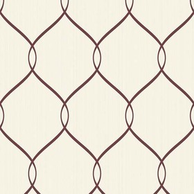 Brian Yates For Wallquest Simple Curve Trellis OA24301