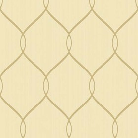 Brian Yates For Wallquest Simple Curve Trellis OA24303