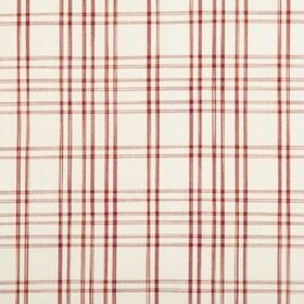 Brunschwig & Fils Banon Plaid Red 8017100-9