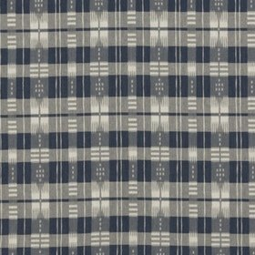 Brunschwig & Fils Mornas Plaid Navy 8017105-50