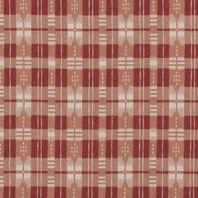 Brunschwig & Fils Mornas Plaid Red 8017105-19