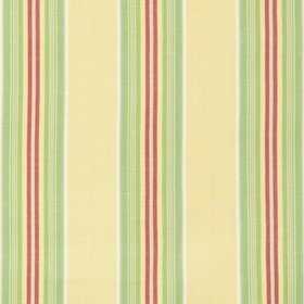 Brunschwig & Fils Verdon Stripe Maize-Green 8017101-403