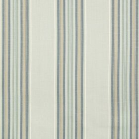 Brunschwig & Fils Verdon Stripe Sea-Blue 8017101-135