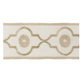 Candice Olson Ogee Chain Cream T30745-16