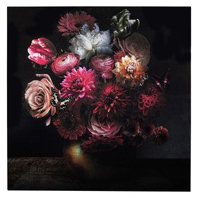 Arthouse Alchemy Bouquet High Gloss Canvas 004754