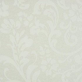 Casadeco Arabesque Midnight 3 Blanc SOWH26500114