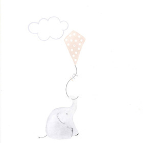 Casadeco Elephant Beige MLW29731212