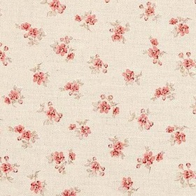 Casadeco Liberty Taupe-Rouge LLR21308131