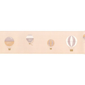 Casadeco Montgolfiere Beige MLW29781339