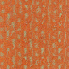 Casamance Contemplation Orange 73640347