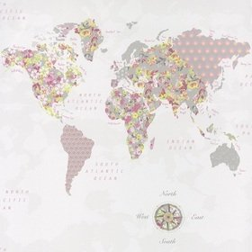Caselio World Map PRLI-69184677