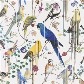 Christian Lacroix Birds Sinfonia Perce Neige PCL7017-02