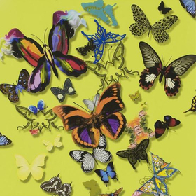 Christian Lacroix Butterfly Parade Safran PCL008-04