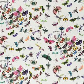 Christian Lacroix Mariposa Perroquet Fabric FCL2332-01