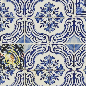 Christian Lacroix Patio Cobalt PCL015-01