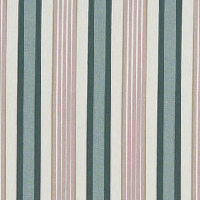 Clarke & Clarke Belvoir Emerald-Blush F1430-04