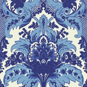 Cole & Son Aldwych Blue-White 94-5025