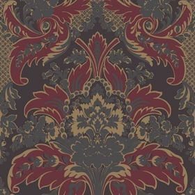 Cole & Son Aldwych Red-Gold 94-5029