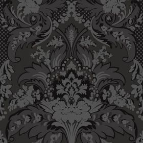 Cole & Son Aldwych Black-Graphite 94-5030