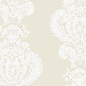 Cole & Son Baudelaire Ivory-White 94-1005