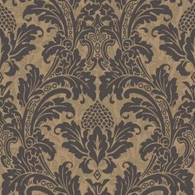 Cole & Son Blake Black-Gold 94-6033
