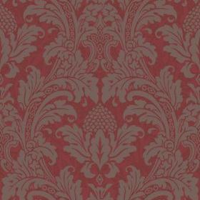 Cole & Son Blake Red-Silver 94-6034