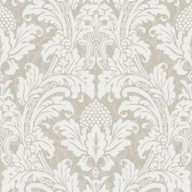 Cole & Son Blake White-Silver 94-6035