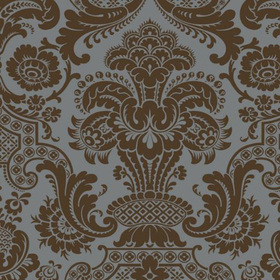 Cole & Son Carmen Charcoal 108-2010