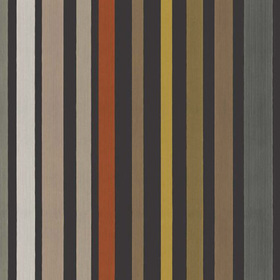 Cole & Son Carousel Stripe Charcoal 108-6031