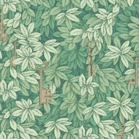 Cole & Son Chiavi Segrete Green 97-4014