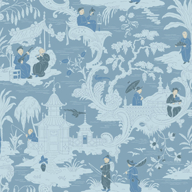 Cole & Son Chinese Toile 100-8038