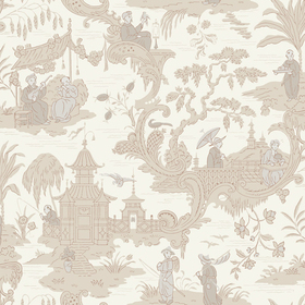 Cole & Son Chinese Toile 100-8039