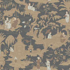 Cole & Son Chinese Toile 100-8040