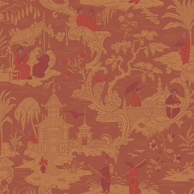 Cole & Son Chinese Toile 100-8041