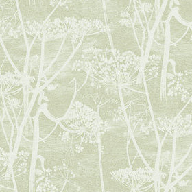 Cole & Son Cow Parsley Olive 112-8029