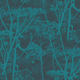 Cole & Son Cow Parsley Viridian 112-8030