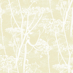 Cole & Son Cow Parsley Light Gold 95-9053
